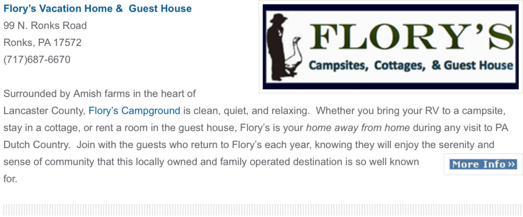 Flory's Guest House Vacation Home