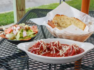 Italian Food Local Fresh Authentic Lancaster County PA Pasta Garlic Bread Local