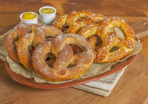 Soft Pretzels Potato Chips Delicious Snacks Lancaster County PA