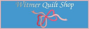 Witmer Quilt Shop New Holland Lancaster County PA