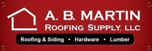 A. B. Martin Roofing Siding Hardware Lumber