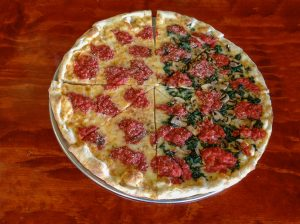 Pizza Italian Lancaster County PA Pennsylvania Pizzeria Local Fresh Authentic Delicious