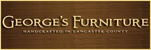 George's-Furniture handcrafted lancaster county amish pa dutch country