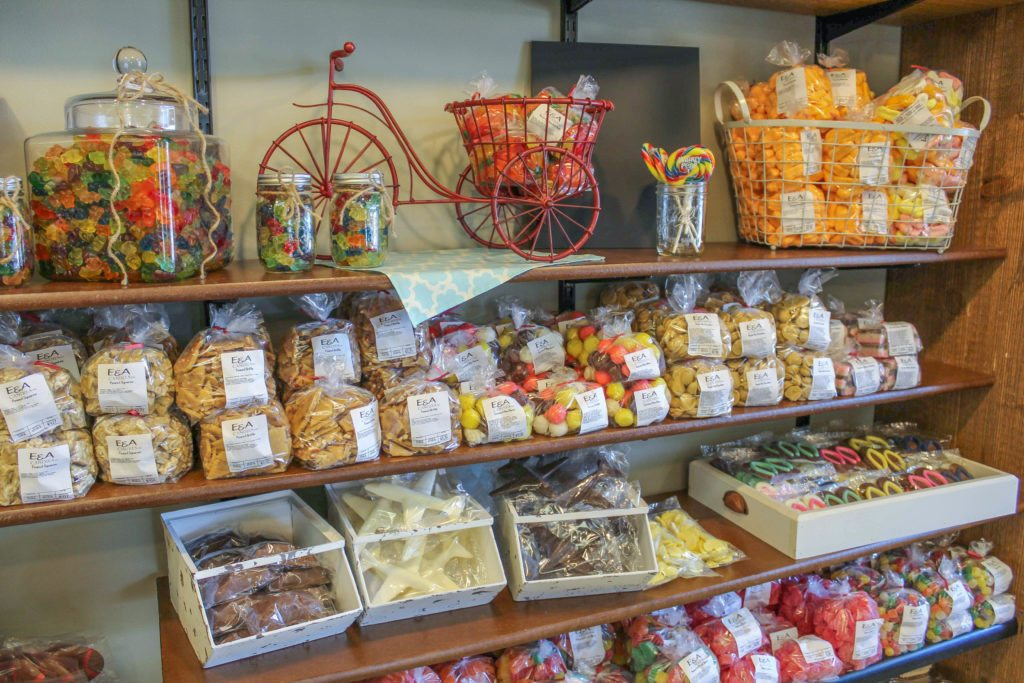 Candy Store Local Lancaster County PA Candies Nuts Gourmet Snacks