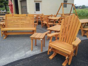 Outdoor Furniture Craftsman Durable Quality Patios Porches Playgrounds Lancaster County PA Authentic Local Family Owned & Operated