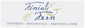 Finial fern boutique shop