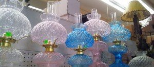 Glass-Lamps
