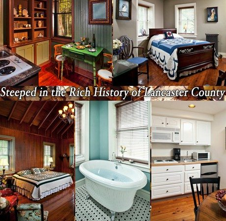 Speedwell Forge B&B Lititz Lancaster County PA
