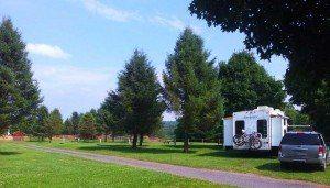 Campsite-Hickory-Run