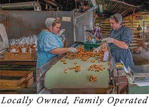 Uncle Henry's Soft Pretzels Denver Lancaster County PA