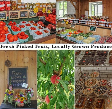 Kissel Hill Fruit Farm Orchard & Market Lititz Lancaster County PA