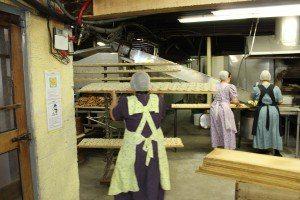 Uncle Henry S Pretzel Bakery Factory Tour Lancaster County