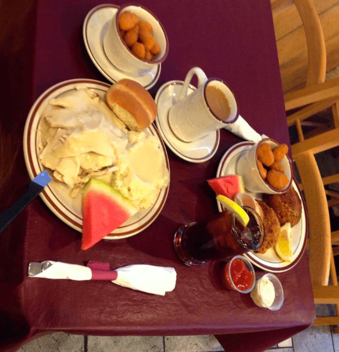 Bridgeport Family Restaurant Dinner Menu