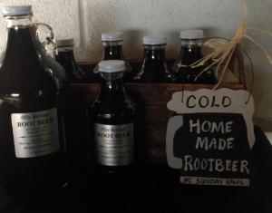 olde hertiage root beer