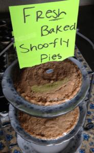 olde heritage homemade shoo fly pie