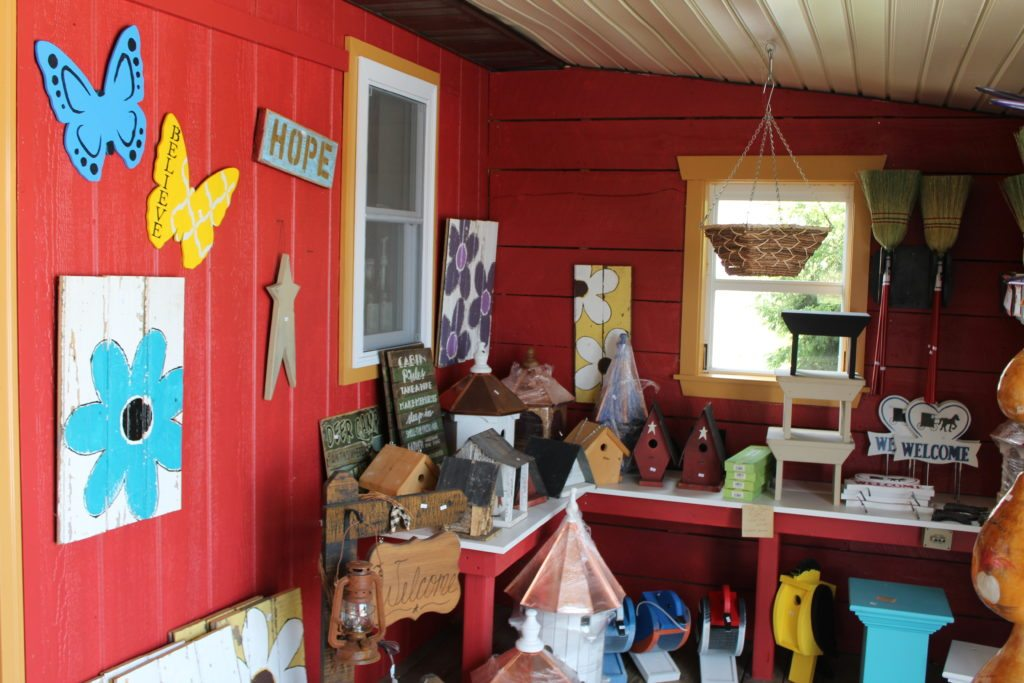 Zook's Roadside Stand Gordonville Lancaster County PA