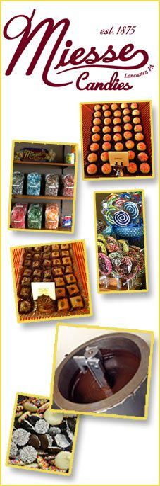 Miesse Candies Chocolate Factory