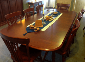 George's Furniture Table