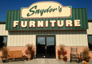 snyder's furniture