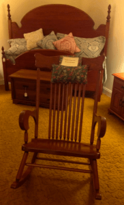 George's Furniture display