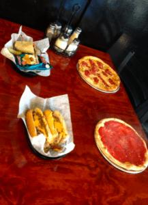 DiMaria's Pizza hours