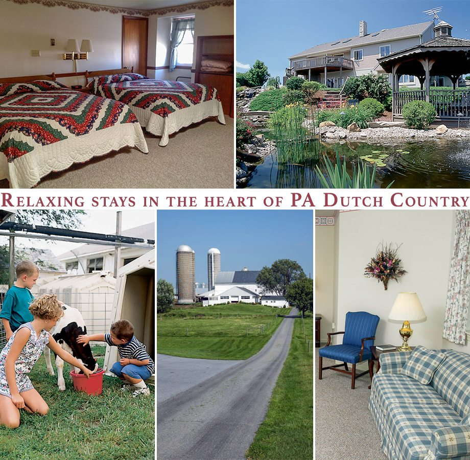 Rayba Acres Farm Stay & Guest Rooms Paradise Lancaster County PA