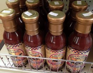Beanies BBQ Sauce