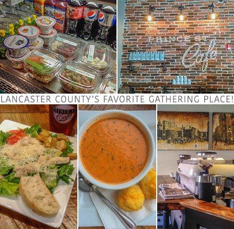 Prince Street Cafe Lancaster County PA