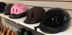 A & H Harness riding helmets