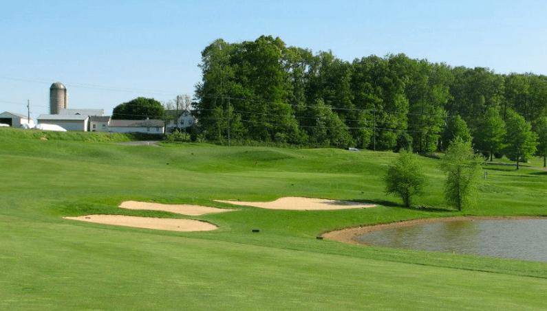 Pilgrim's Oak Golf Course 10
