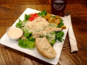 Prince Street Cafe salad