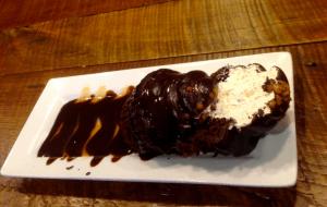Prince Street Cafe dessert