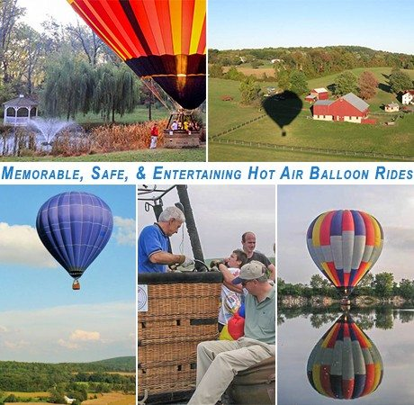 United States Hot Air Balloon Team Lancaster County PA