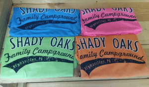 Shady Oaks Campground Newmanstown Lancaster County PA reallancastercounty Locally Owned Family Operated