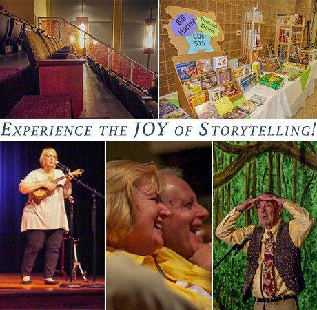 Lititz Storytelling Festival Lancaster County PA