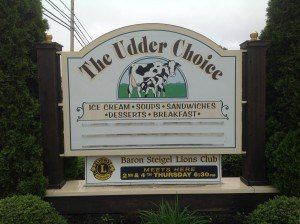 Udder Choice Story