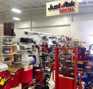 WL Zimmerman Sons Hardware rentals