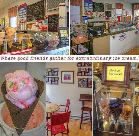 Isabella's Ice Cream Lititz Lancaster County PA