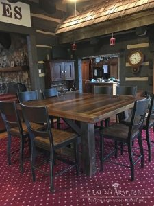 E. Braun Farm Tables & Barnwood Furniture Intercourse Lancaster County PA
