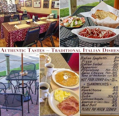 Valentino's Cafe Lancaster County PA