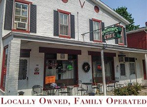 Valentino's Cafe Lancaster County PA