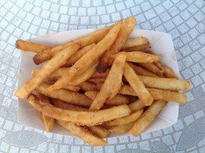 Nickel Mines Pool French Fries