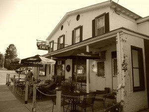 Valentino's Cafe lancaster county local pub