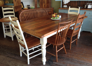 E Braun Farm Tables