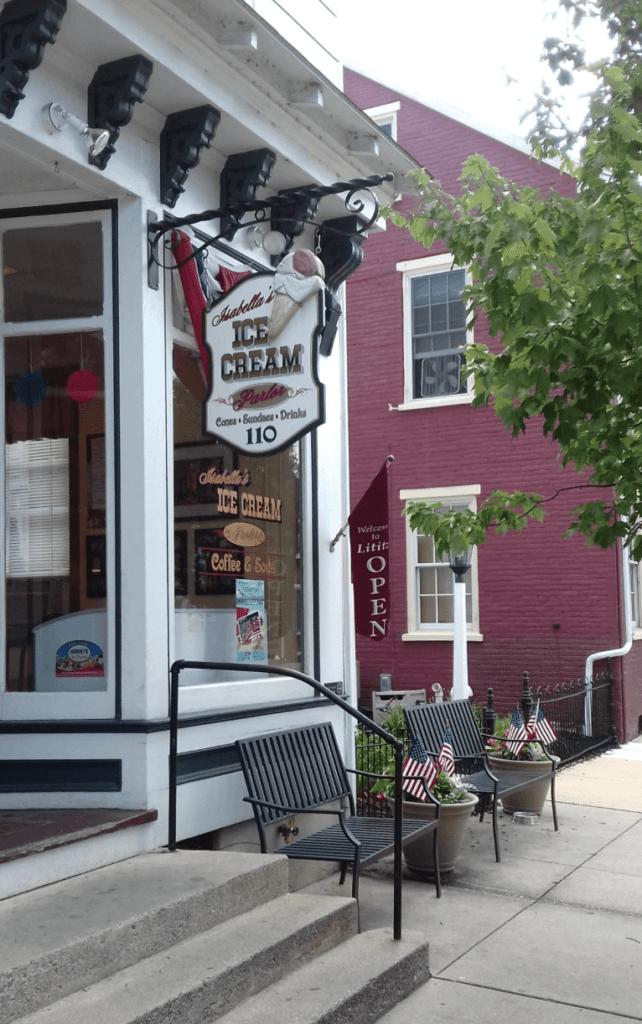 Isabella's Ice Cream Lititz PA