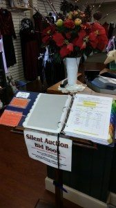 Country Gift Thrift lancaster county pa silent auction