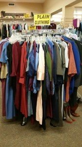 Country Gift Thrift plain clothing