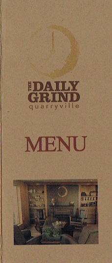 The Daily Grind Cafe Quarryville Pa Lancaster County Local