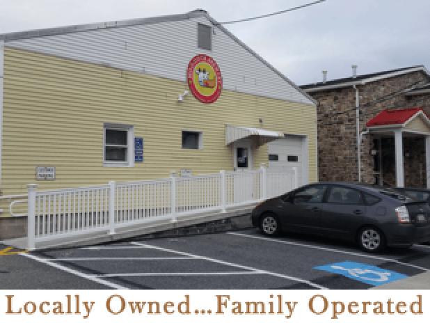 Moo Duck Brewery Elizabethtown, PA 1