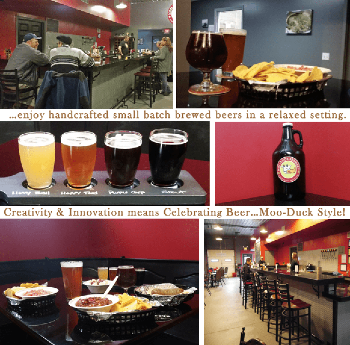 Moo Duck Brewery Elizabethtown, PA 3